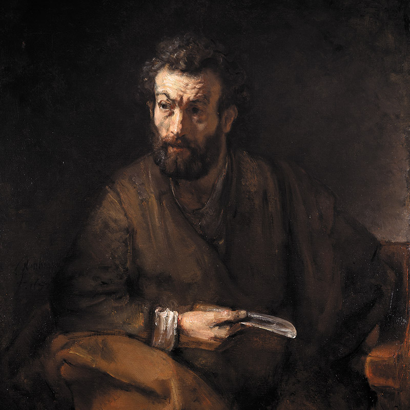 Saint Bartholomew (Timken Museum of Art)