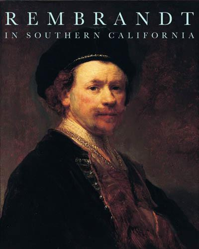 Rembrandt In Southern California Publication