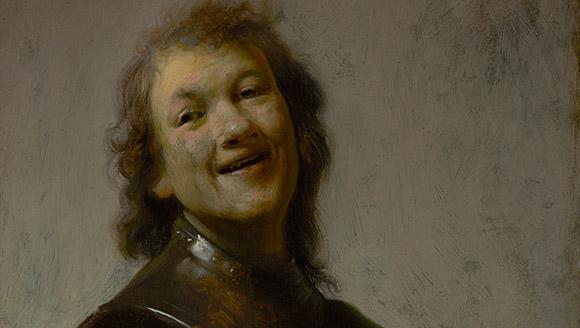 Anne Woollett on <em>Rembrandt Laughing</em>