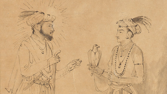 Stephanie Schrader on Rembrandt and India