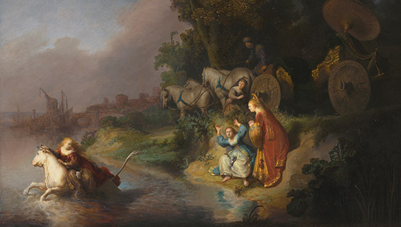 Three Perspectives on the Life of Rembrandt