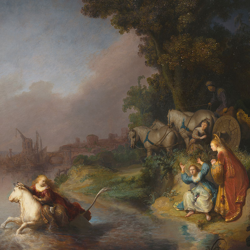 The Abduction of Europa (The J. Paul Getty Museum)