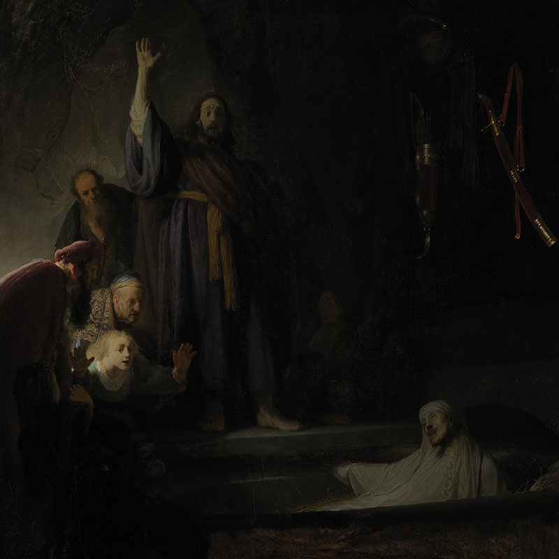 The Raising of Lazarus (Los Angeles County Museum of Art)