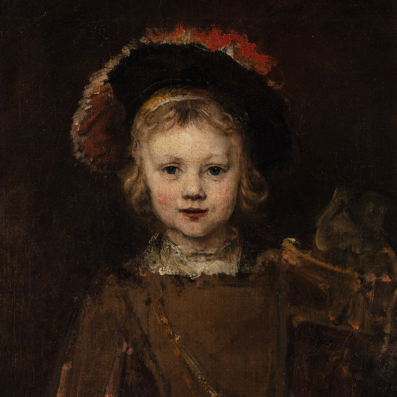 Portrait of a Boy (Norton Simon Museum)