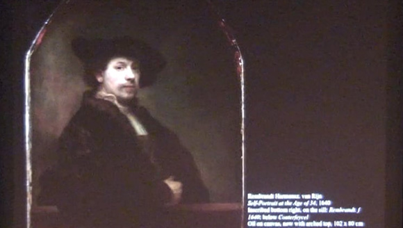 Lecture: Rembrandt and the Lure of the Renaissance