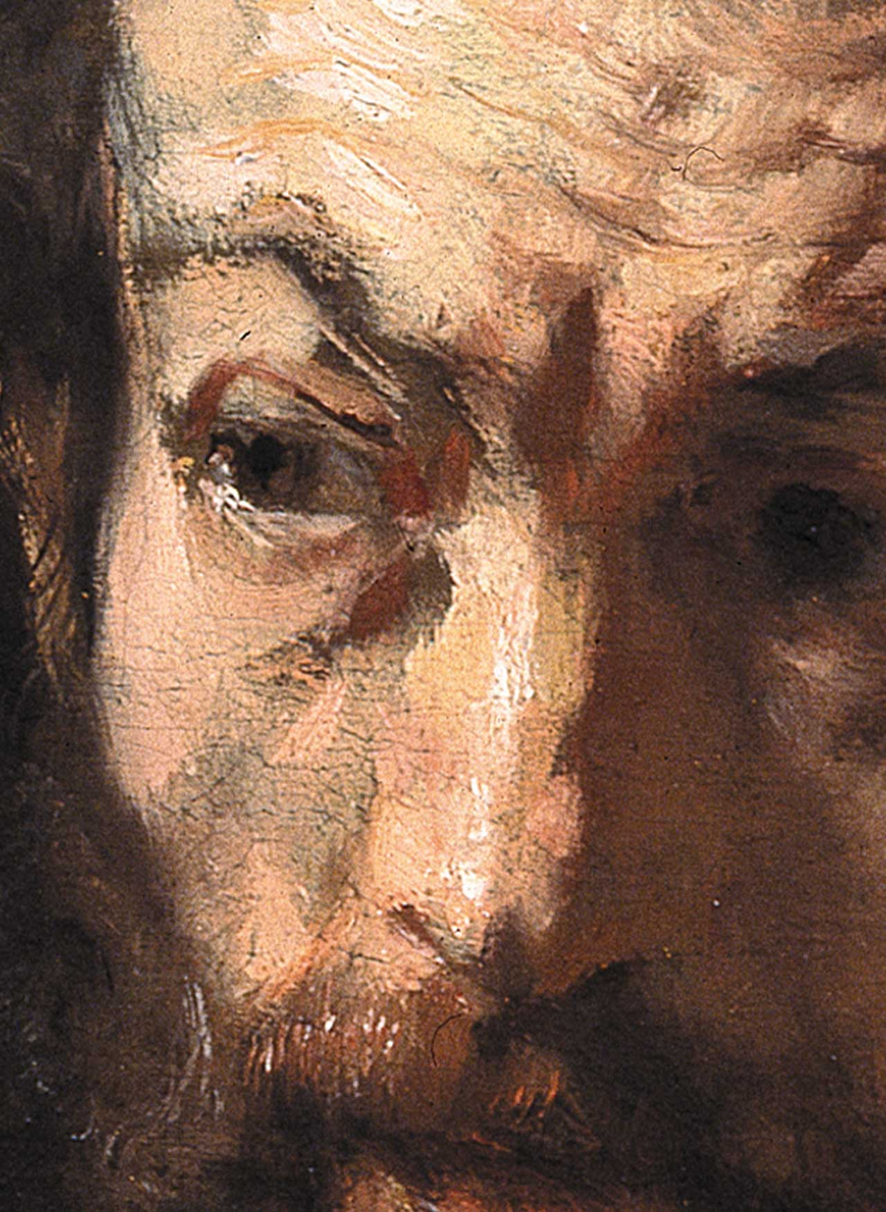 Saint Bartholomew - Detail (Timken Museum of Art)